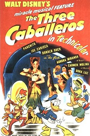 Ba Quý Ông (1944) – The Three Caballeros