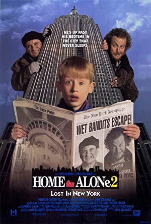 Ở Nhà Một Mình 2: Lạc ở New York (1992) – Home Alone II Lost in New York